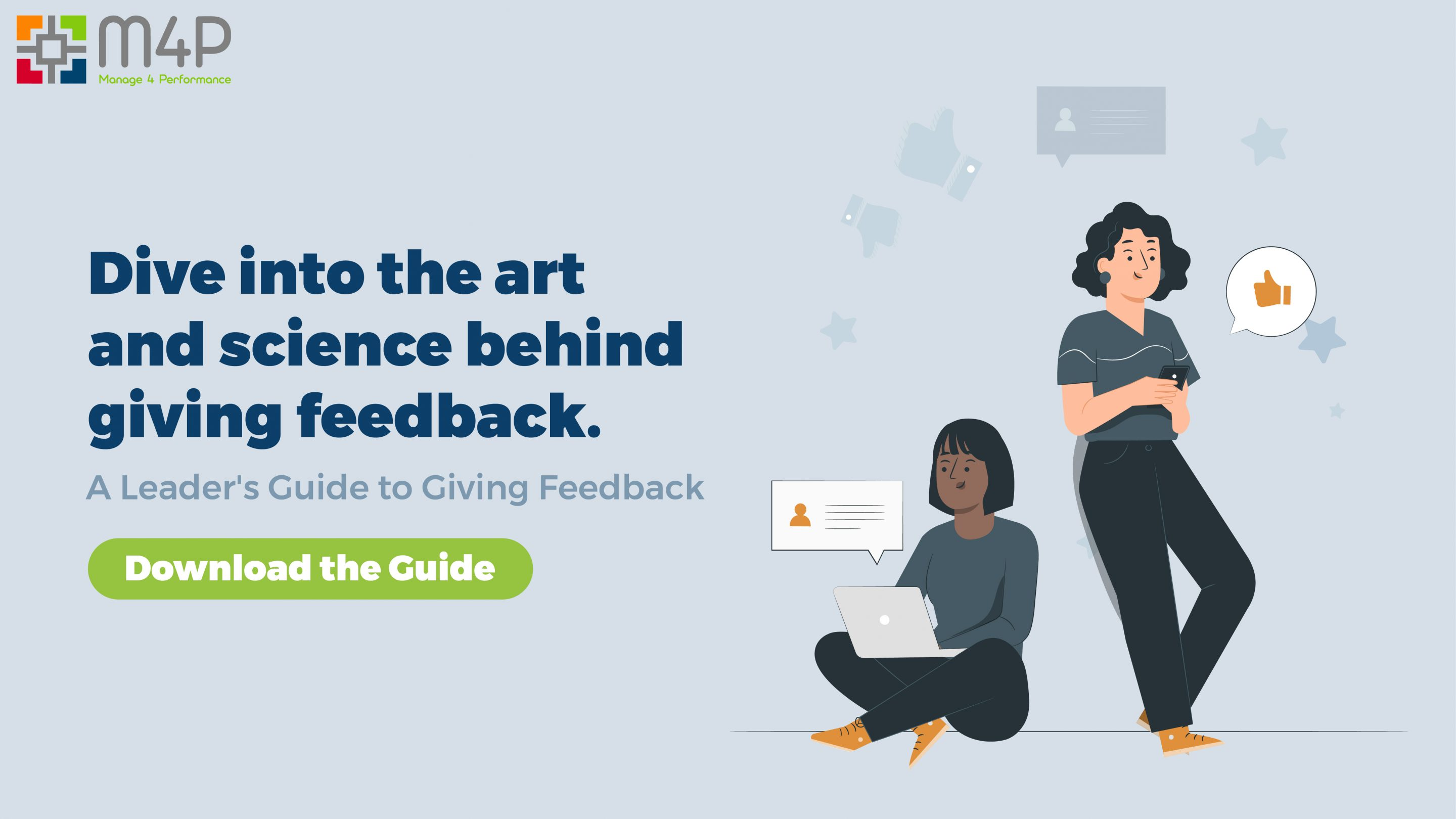 A leader's guide to giving feedback